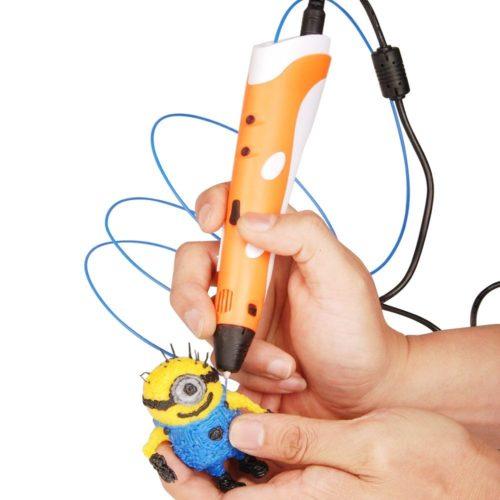 AFUNTA ABS-Filament Test 3D-Stifte
