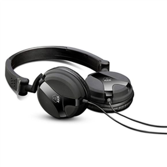 AKG K518 Test geschlossener DJ Kopfhörer