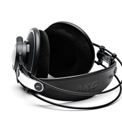 AKG K702 Test offene Studio Kopfhörer