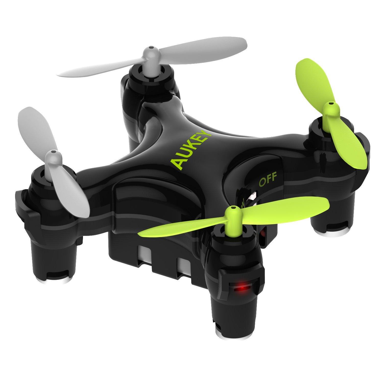 AUKEY Mini Quadcopter Test Spielzeug Drohne