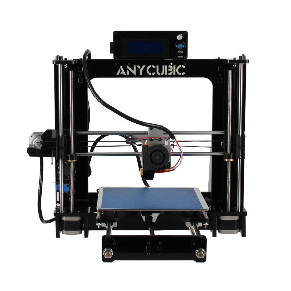 Anycubic Prusa Test - i3 3D Drucker Kit