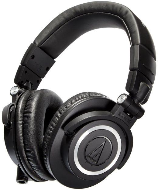 Audio Technica ATH-M50x Test DJ Kopfhörer