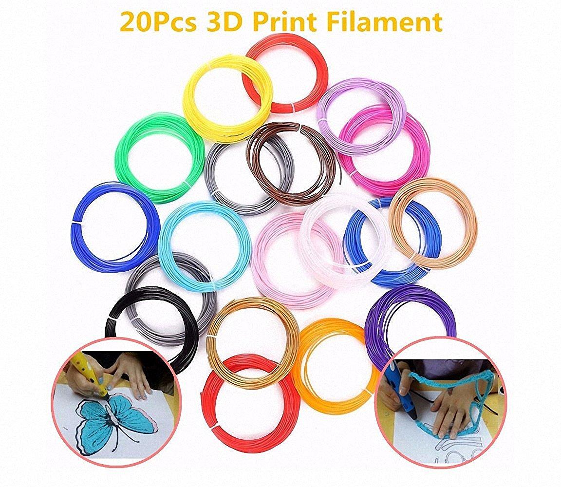 bluebd pla filament test farbenfrohes 3d drucken in hoher qualit t. Black Bedroom Furniture Sets. Home Design Ideas