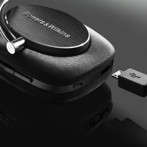 Bowers and Wilkins P5 Wireless Test Bluetooth Headphones