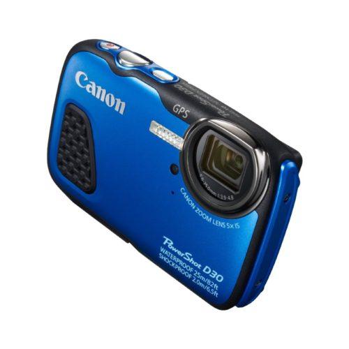 Canon PowerShot D30 Test Unterwasserkamera