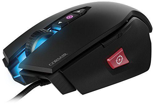 Corsair Gaming Maus Test FPS RGB
