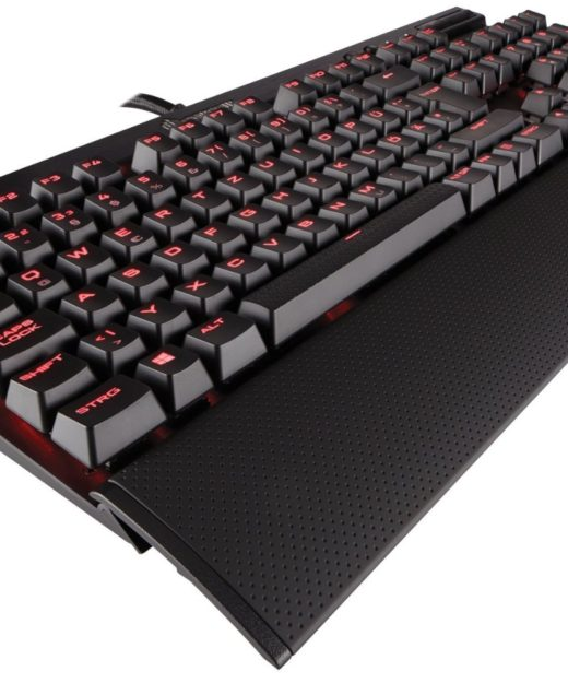 Corsair K70 Rapidfire Test Gaming Tastatur