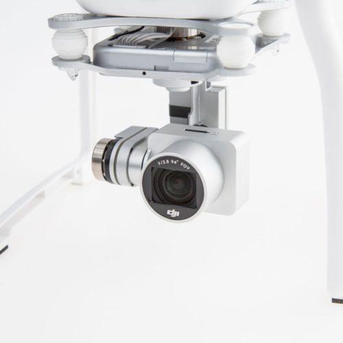 DJI Phantom 3 Standard Test Drohne Quadrocopter