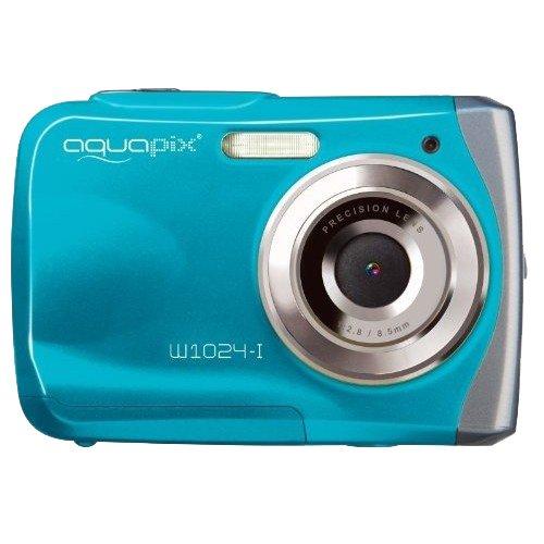 Easypix Aquapix W1024-I Splash Test Unterwasser-Kamera