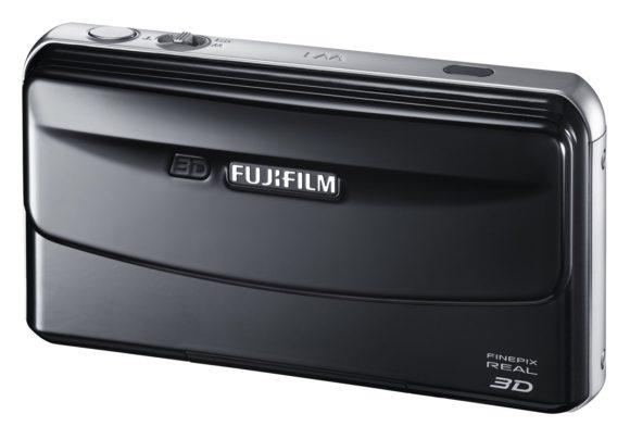 Fujifilm Finepix Real 3D W1 Test 3D Kamera