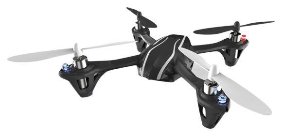 Hubsan H107L X4 Test Spielzeug-Quadrocopter Drohne