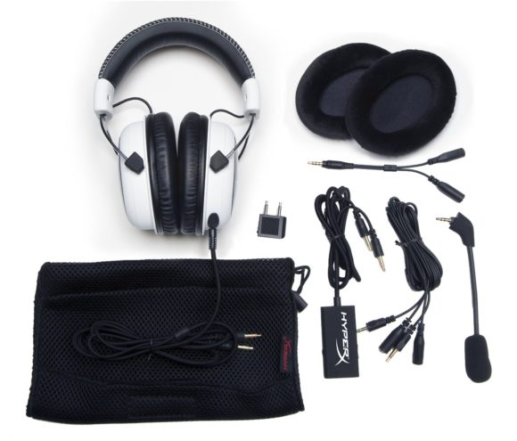 HyperX Cloud Test Gaming Headset