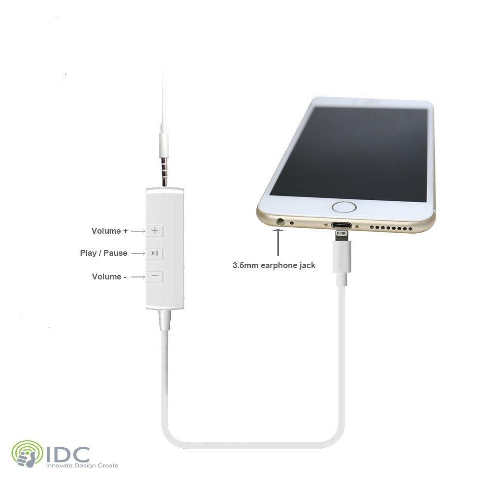 IDC 8 Pin-Lightning-Stecker Test iPhone 7 Kopfhörer Adapter