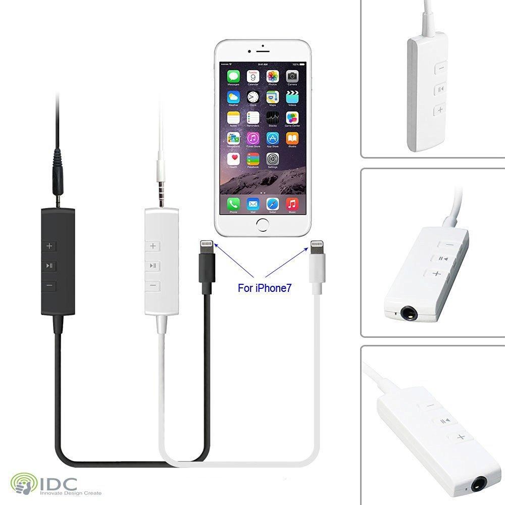 idc 8 pin lightning stecker test iphone kopfh rer. Black Bedroom Furniture Sets. Home Design Ideas