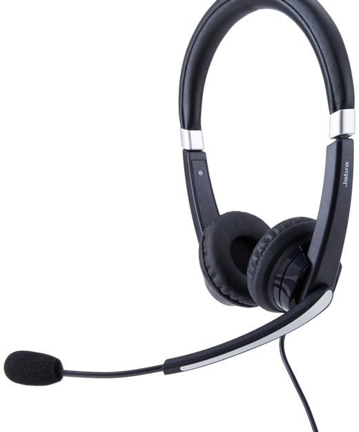 Jabra UC Voice 550 Duo Test Office Headset