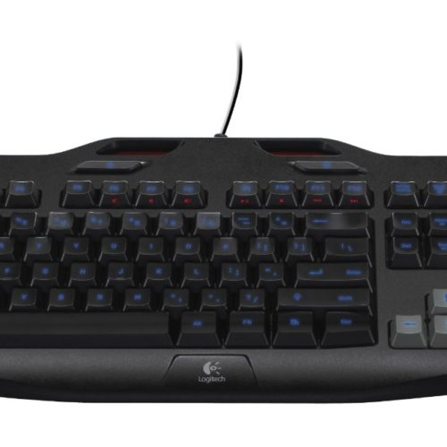 Logitech G105 Test Gaming Tastatur