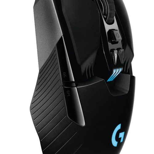 Logitech G900 Chaos Spectrum Test Gaming Maus