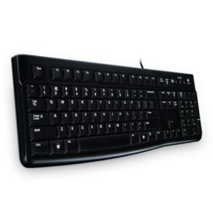 Logitech K120 Test Office Tastatur