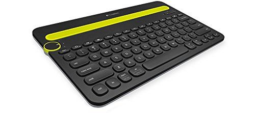 Logitech K480 Test Office Tastatur