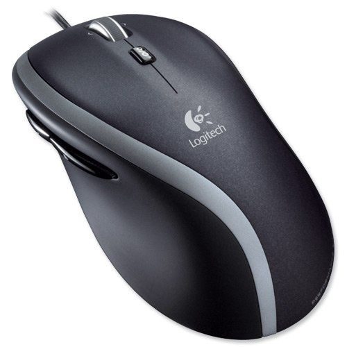 Logitech LGT M500 Test Office Maus