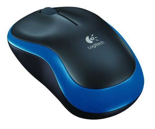 Logitech M185 Test Office Maus