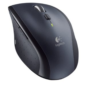 Logitech M705 Test Office Maus schnurlos