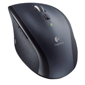 Logitech M705 Test Office Maus schnurlos