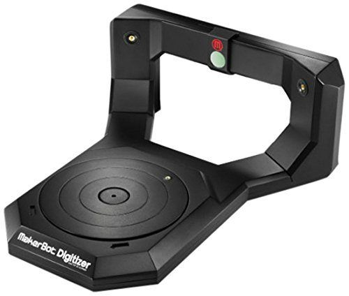 MakerBot Digitizer Test 3D Scanner