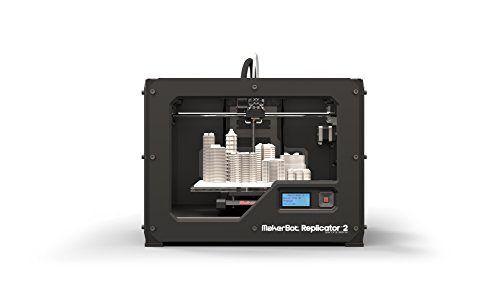 MakerBot Replicator 2 Test 3D Drucker