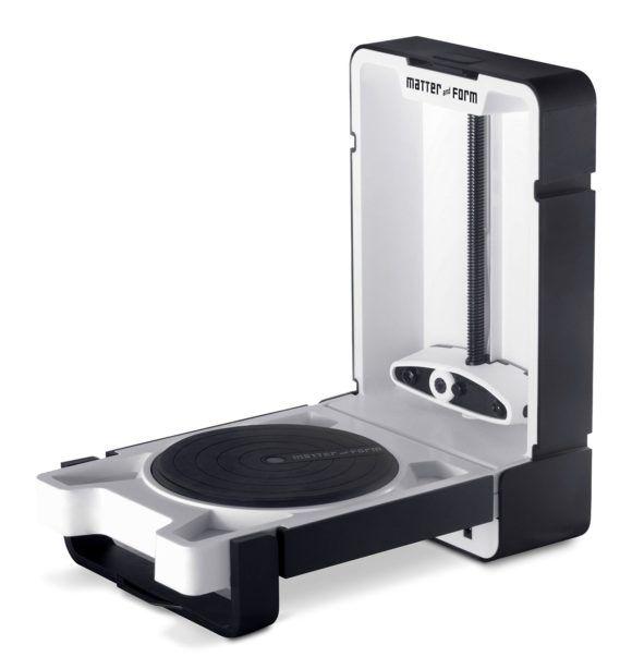 Matter and Form Test 3D Scanner