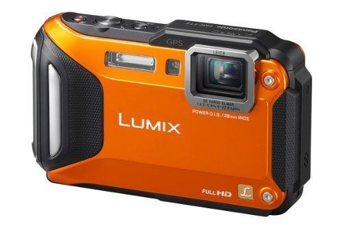 Panasonic LUMIX DMC FT5EG9-D Test Unterwasserkamera