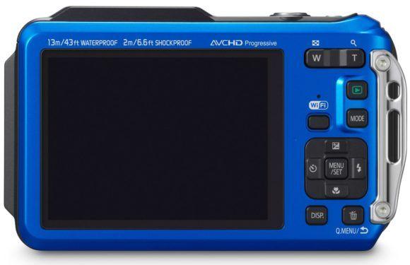 Panasonic LUMIX DMC FT5EG9-A Test Unterwasserkamera