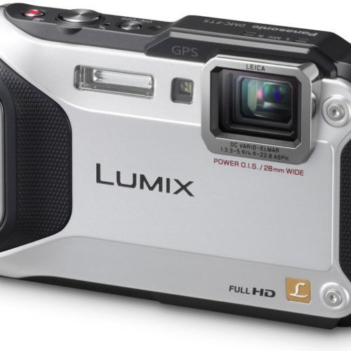 Panasonic LUMIX DMC FT5EG9-S Test Unterwasserkamera
