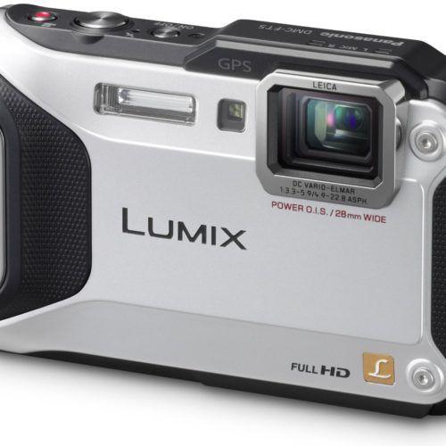 Panasonic LUMIX DMC FT5EG9-S Test Unterwasserkamera