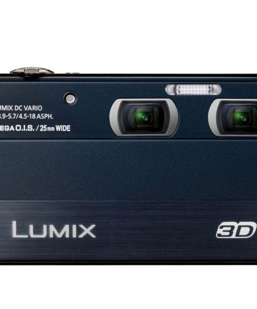 Panasonic Lumix DMC-3D1 Test 3D-Kamera