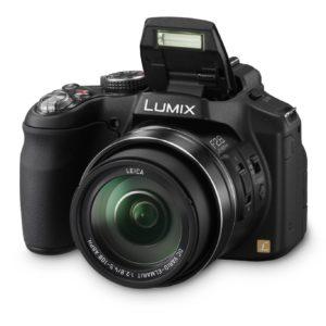 Panasonic Lumix DMC-FZ200 Test 3D Kamera