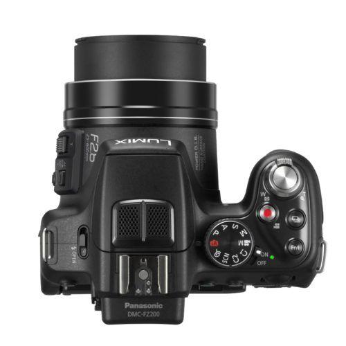 Panasonic Lumix DMC-FZ200EG9 Test 3D Kamera