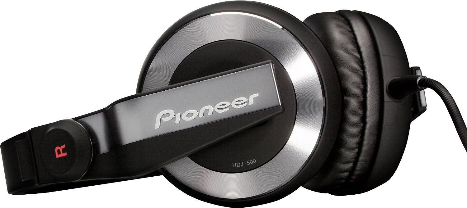 pioneer dj hdj 500 k test eng anliegend und. Black Bedroom Furniture Sets. Home Design Ideas