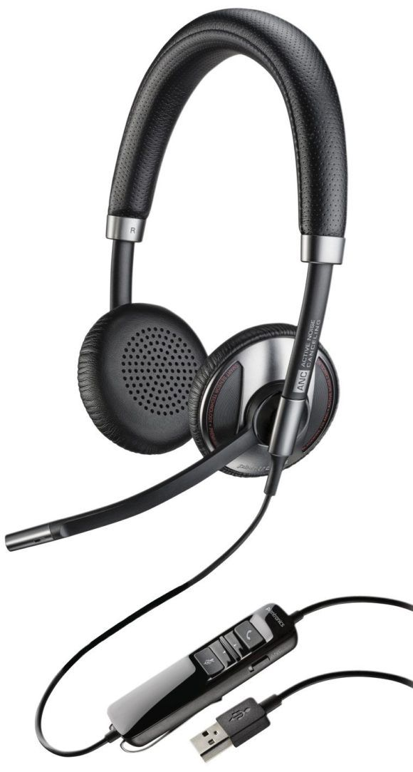 Plantronics Blackwire C725-UC Test Office Headset