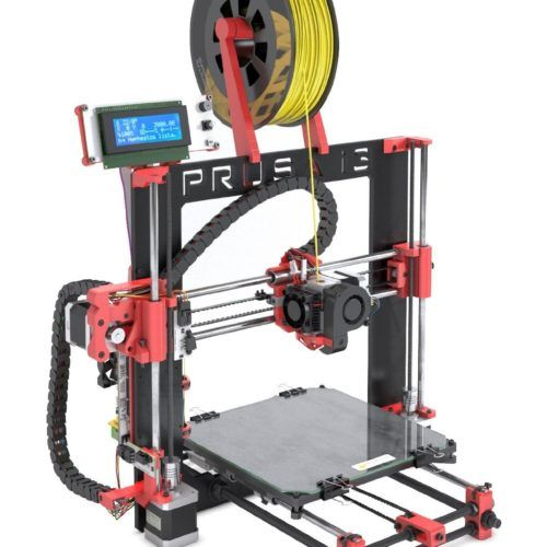 BQ Prusa Test i3 Hephestos 3D Drucker Kit