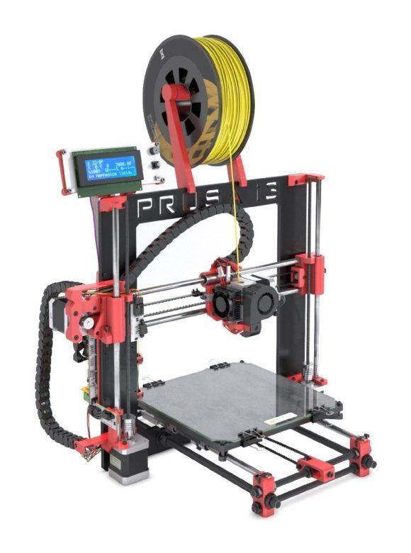 BQ Prusa Test i3 Hephestos 3D Drucker Kit