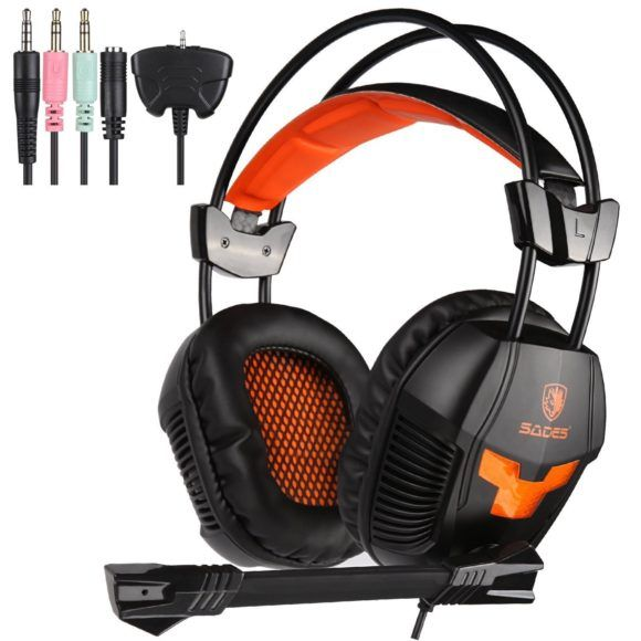 Sades SA921 Test Gaming Headset