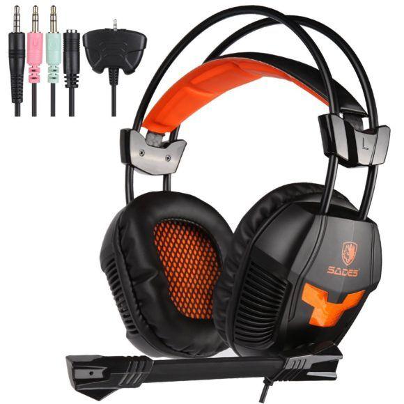 Sades SA921 Test Gaming Headset