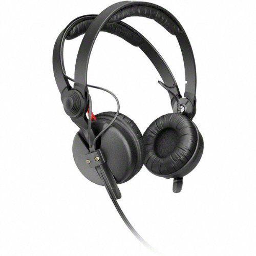 Sennheiser HD 25-1 II Test DJ Kopfhörer Basic Edition