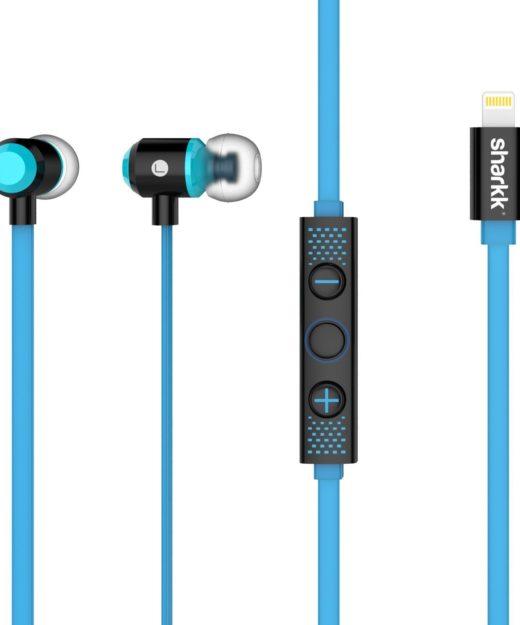 Sharkk Lightning Test reissfeste iPhone Kopfhörer