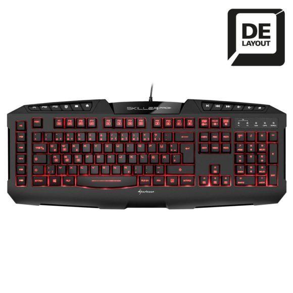 Sharkoon Skiller Pro+ Test Gaming Tastatur
