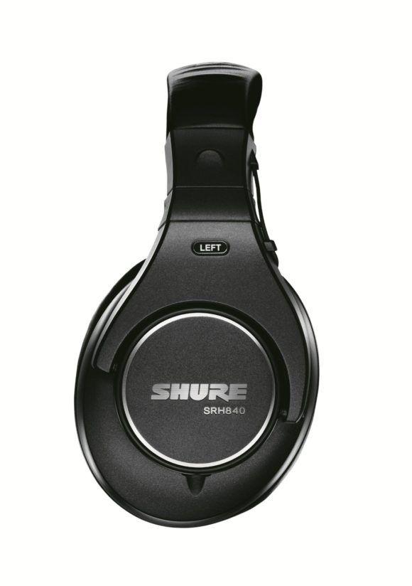 Shure SRH 840 Test geschlossene Studiokopfhörer
