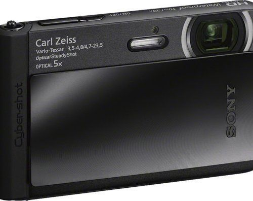 Sony DSC-TX30 Test wasserdichte outdoor Digitalkamera
