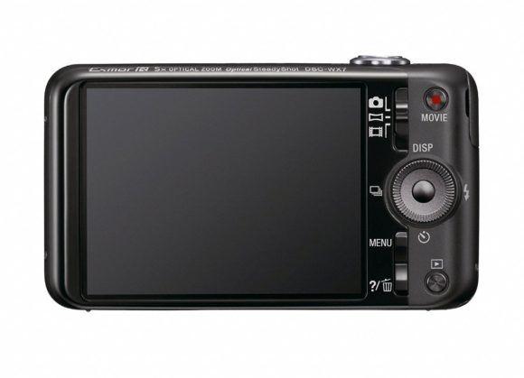 Sony DSC-WX7W Test 3D Kamera