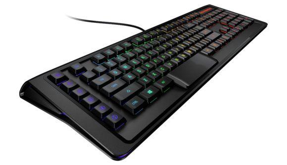 SteelSeries APEX M800 Test Gaming Tastatur